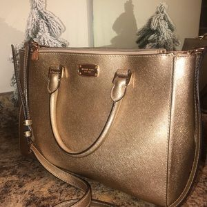 Michael Kors Rosegold Handbag